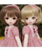 ドール本体 Lina Anna Melissa 女の子 BJD人形 SD人形 1/6サイズ 人形ボディ