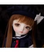 ドール本体 lina Chloe 女の子 BJD人形 SD人形 1/6サイズ 人形ボディ