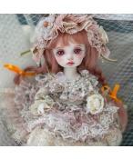 ドール本体 Miu RL 女の子 BJD人形 SD人形 1/8サイズ 人形ボディ