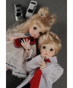 ドール本体 MORE Dear - Shabee toy 男女 BJD人形 SD人形 1/6サイズ 人形ボディ