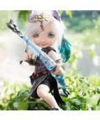 ドール本体 realfee june 男の子 特体 BJD人形 SD人形 1/7サイズ 人形ボディ
