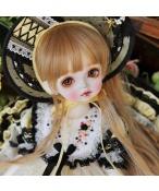 ドール本体 RL Ribbon 巨児 女の子 BJD人形 SD人形 1/4サイズ 人形ボディ