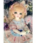 ドール本体 Roselied bambi 巨児 女の子 BJD人形 SD人形 1/4サイズ 人形ボディ