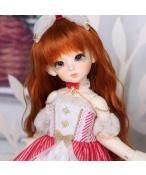 ドール本体 URI 女子 BJD人形 SD人形 1/6サイズ 人形ボディ
