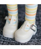 Bjd靴  ドール靴  シンプルな靴 白い靴 人形靴 1/6 単独で購入できない
