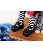 Bjd靴 ドール靴  黒い靴 1/6  単独で購入できない