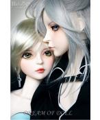 ドール本体 DOD SHALL BJD人形 SD人形 女性 1/3サイズ 人形ボディ