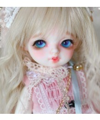 ドール本体 バンビ Roselied Monday's Child Bambi 女の子 BJD人形 SD人形  1/8