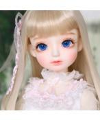 ドール本体 LUTS Kid Delf Headドールボディー 女の子 BJD人形 SD人形 1/4