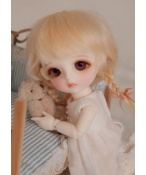 ドール本体 Lina Baby Miu ドールボディー BJD人形 SD人形 1/8