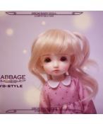 ドール本体 Luts boryドールボディー 女の子 BJD人形 SD人形 1/6