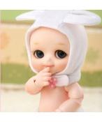 ドール本体 SOOM Happy Baby Chooドールボディー 女の子 BJD人形 SD人形 1/8
