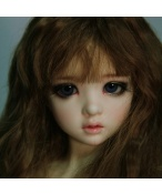 ドール本体 Supia Emmaドールボディー BJD人形 女の子 SD人形 1/3
