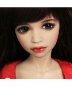 ドール本体 Iphouse bennyドールボディー アイを贈る 女の子 BJD人形 SD人形 1/4