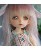 ドール本体 Rin Basic PukiFeeドールボディー 女の子 BJD人形 SD人形 1/8