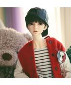 ドール本体 RS RUTY 男 ドールボディー BJD人形 SD人形 1/3