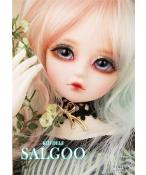 ドール本体 ドールボディー luts salgoo 女の子 BJD人形 SD人形 1/4