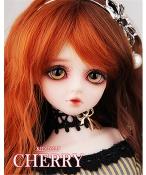ドール本体 luts Kid Delf CHERRY 女の子 BJD人形 SD人形 1/4