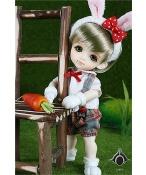 ドール本体 Special Rabbit ver Byurl BJD人形 男の子 SD人形 1/8
