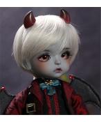 ドール本体 Monster House ver Lea BJD人形 男の子 SD人形 1/8