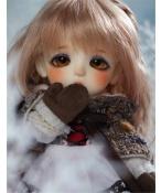 ドール本体 The Snow Queen ver Lea 女の子 BJD人形 SD人形 1/8
