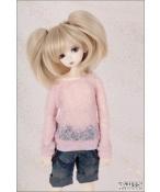 ドール本体 KDF OIL WASHING OVER-ROLL KIWI 女の子 BJD人形 SD人形 1/4
