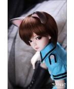 ドール本体 LUTS YUZ KDF Kitty 男の子 BJD人形 SD人形 1/4