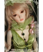 ドール本体 supiadoll ROSY GREEN ROSE 女 BJD人形 SD人形 1/3