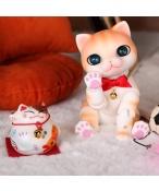ドール本体 luts zuzu nyang cat ペット猫 BJD人形 SD人形 1/8