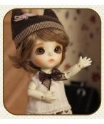 ドール本体 Lati white T.haru BJD人形 SD人形 1/12