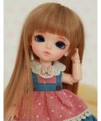 ドール本体 Lati yellow Lumi 女の子 BJD人形 SD人形 1/8