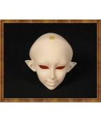 BJD 球体関節人形 ヘッドのみ ノーマル肌 単独で購入できない