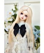 ドール用ウィッグ 人形ウィッグ ロングヘア 1/3/1/4/1/6巨児サイズ 超柔らかい糸 BJD SD
