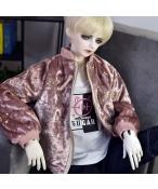 ドール衣装 ジャケット 70cm72cm叔sd17 上着 shining star 男用 BJD衣装 1/3サイズ