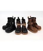 BJD靴  ドール靴 男用 人形靴 マーチンブーツ 1/3/1/4サイズ