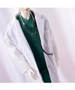 ドール衣装 医者緑衣セット BJD衣装 1/3/1/4サイズ