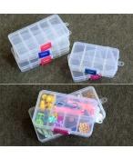 ドール道具 bjd工具 収納ボックス 8/10格子があり 撮影用道具 球体関節人形工具