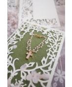 ドール用ネックレス 飾り物 1/3サイズ人形用 十字架/人画像あり