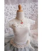 ドール用ネックレス 飾り物 1/3/1/4/1/6サイズ人形用 可愛い少女スタイル チェリー