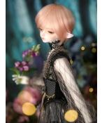 ドール本体 Bory 妖頭 半眠 精霊版 男の子 BJD人形 SD人形 1/4サイズ 人形ボディ
