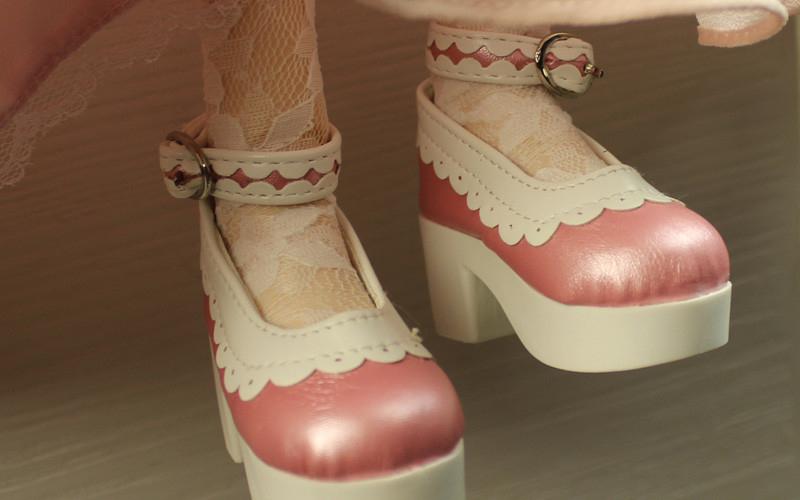 大セット ドール本体 Doris Doll ウエディングドレス プリンセスセット BJD人形 SD人形 60cm製品図5