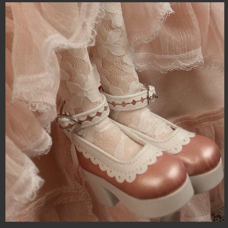 ドール本体 Doris Doll ウエディングドレス プリンセスセット BJD人形 SD人形 60センチ製品図7