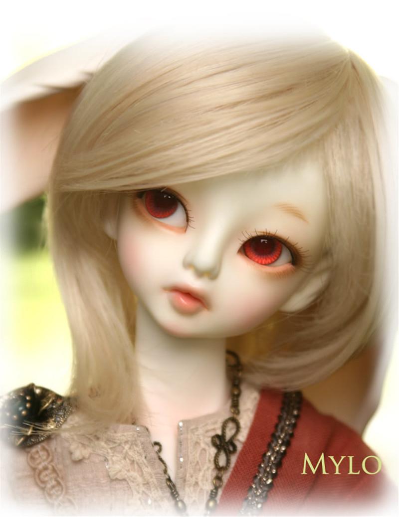 ドール本体 Teschen & Mylo ウサギ BJD人形 SD人形 1/4製品図1
