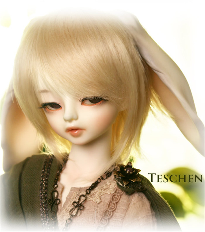 ドール本体 Teschen & Mylo ウサギ BJD人形 SD人形 1/4製品図2