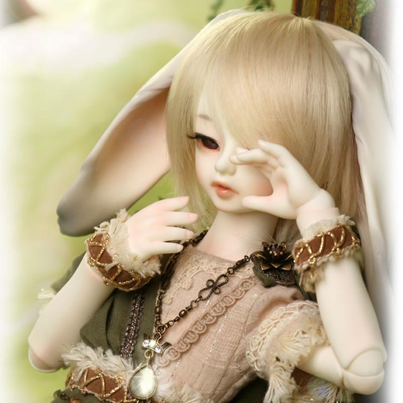 ドール本体 Teschen & Mylo ウサギ BJD人形 SD人形 1/4製品図3