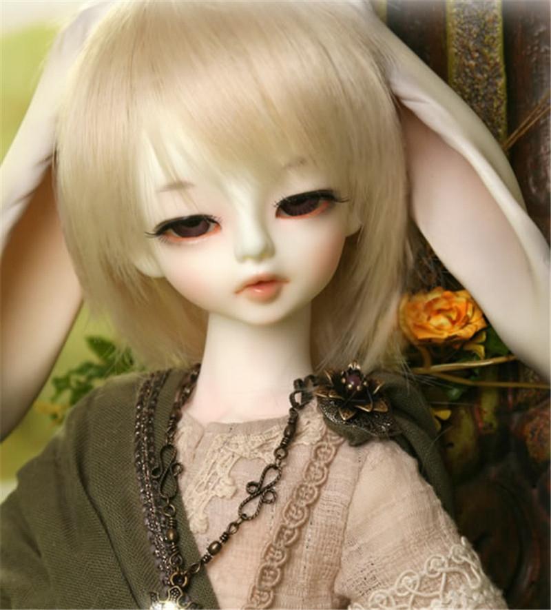 ドール本体 Teschen & Mylo ウサギ BJD人形 SD人形 1/4製品図4
