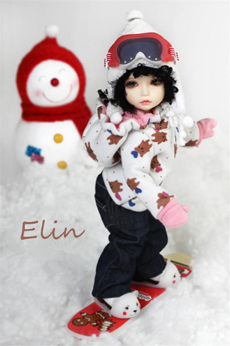 ドール本体 ip elin 男の子 BJD人形 SD人形 1/6製品図5