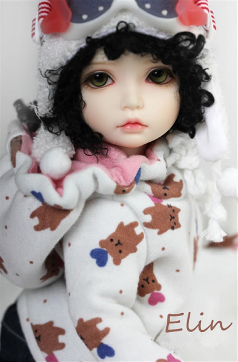 ドール本体 ip elin 男の子 BJD人形 SD人形 1/6製品図1