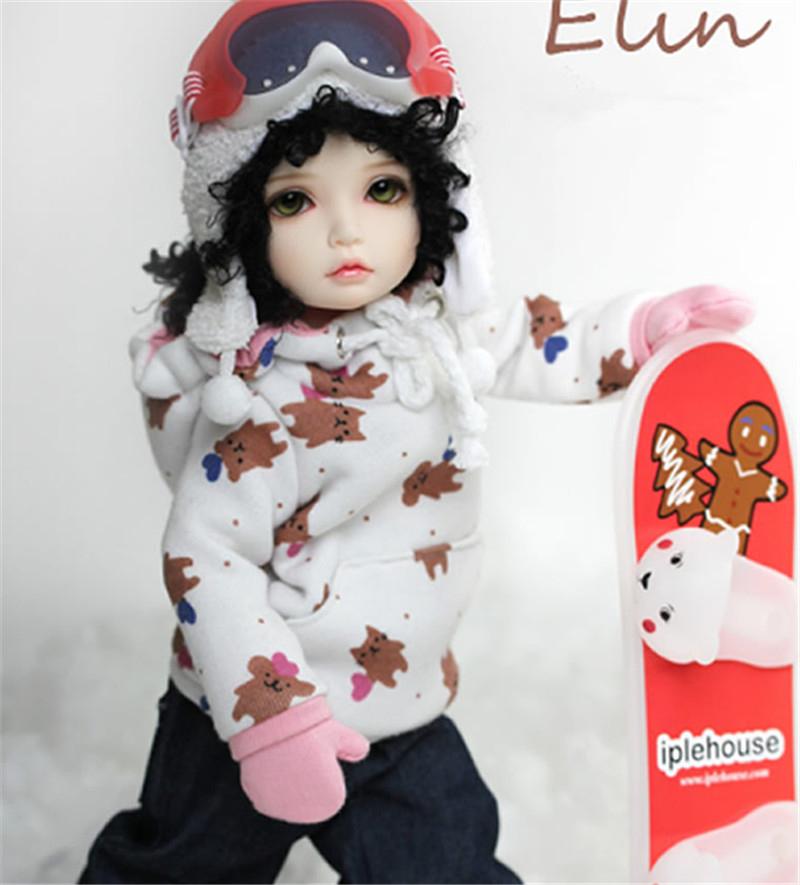 ドール本体 ip elin 男の子 BJD人形 SD人形 1/6製品図2