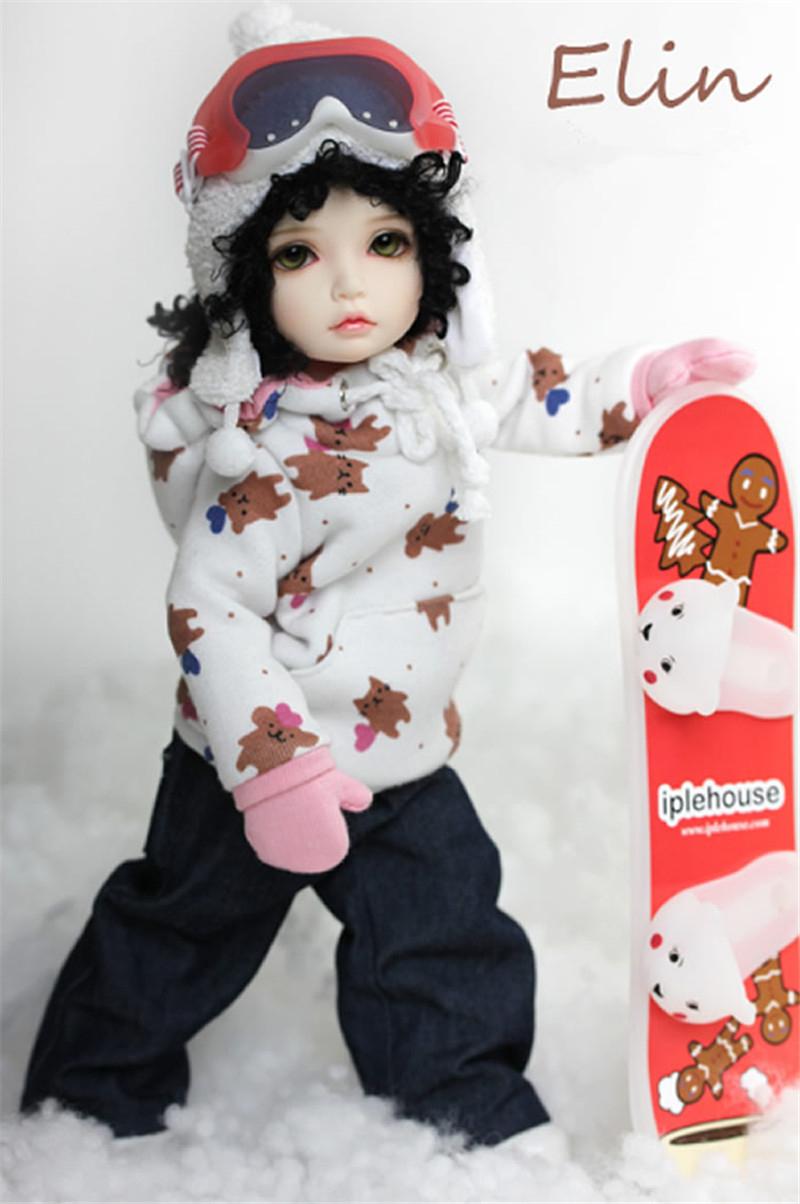 ドール本体 ip elin 男の子 BJD人形 SD人形 1/6製品図4